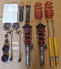 H&R Gewindefahrwerk VW Golf 5 6 A3 8P 3,2l R32 4Motion Quattro Ø 55mm