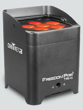Chauvet Freedom Par Tri-6 - RGB LED Battery Powered Uplighter