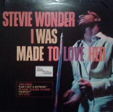 Stevie Wonder I Was Made To Love Her Limited Vinyl LP