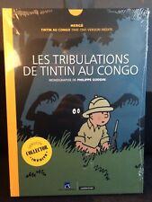 TINTIN au Congo Version Inédite collector 90 Ans