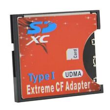 Brand New SD to CF Type I SDHC Compact Flash Adapter for Amiga A600 A1200