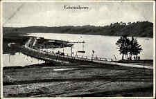 Kobertalsperre Talsperre bei Langenbernsdorf ~1920/30 alte Postkarte ungelaufen