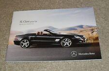 Mercedes SL Roadster Price List 2011 - SL300 SL350 SL500 SL600 AMG SL63 AMG