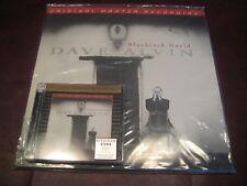 DAVE ALVIN BLACKJACK DAVID MFSL AUDIOPHILE 180 GRAM 1/2 SPEED MASTERED LP + SACD