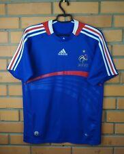 France kids jersey XL 2007 2008 home shirt soccer football Adidas