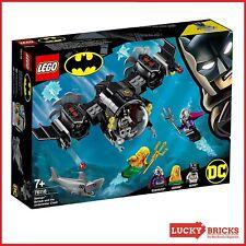 Baukästen & Konstruktion 2 LEGO® Batman™ Schlüsselanhänger 853429 & 850815 Arctic Batman™ Keychain Figur