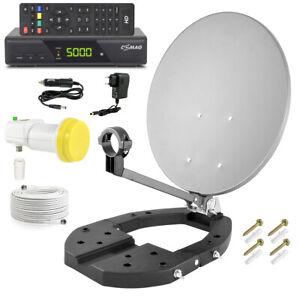 EasyFind HDTV HD HDMI Camping SAT Anlage Digital Receiver + LNB Easy Find Comag
