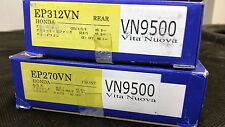 ENDLESS Vita Nuova brake pads CL TL Vigor Accord Prelude front rear EP270/312VN