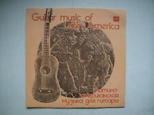 Guitar Music Of Latin America