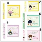 KPOP EXO BAEKHYUN LAY LUHAN CHANYEOL SEHUN Scrapbook Maksing Washi Tape Stickers