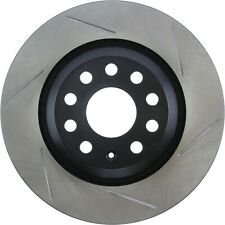 StopTech Disc Brake Rotor Rear Left for Passat / R32 / CC/ Golf / S3 / GTI