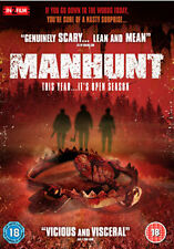 DVD:MANHUNT - NEW Region 2 UK