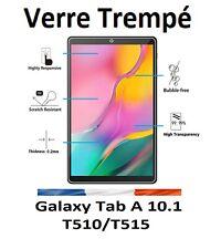 "Film Vitre Verre Trempé Protecteur Samsung Galaxy Tab A  2019 - 10.1"" T510 T515"