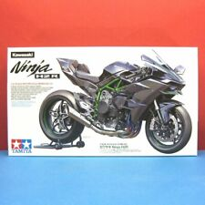 Tamiya 1/12 Kawasaki Ninja H2R [1/12 Motorcycle Series] model kit #14131