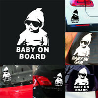 Baby on Board vinyl decal/sticker funny truck car window laptop Hangover WBY