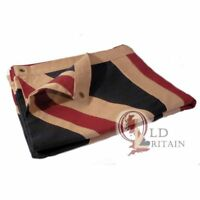 Large Double Sided Vintage Tea Stained Union Jack Flag | Cotton - UJ101D 5 x 3'