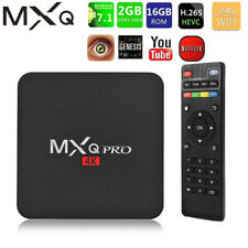 Smart Tv Box MXQ PRO Android 7.1 TV Box Amlogic S905W Quad Core 2GB 16GB H.265