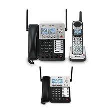 AT&T SB67138 + (1) SB67148  6.0 Digital Answering 4-Line Corded / Cordless Phone