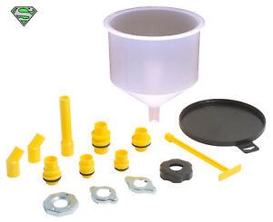 Genuine Lisle Spill Free Coolant Funnel Kit #24680