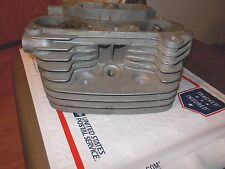 Harley Davidson 883 Front Cylinder Head Dual plug with one hole weld repair