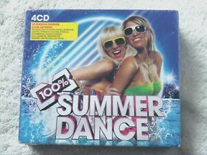 73170 100 Percent Summer Dance [NEW / SEALED] CD (2009)