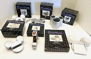 VTG Disney Mickey Mouse Gray Executive 6Pc Set Office Desk Collection NIB RARE