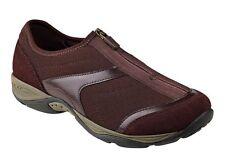 Easy Spirit Ellicott athletic shoe suede leather & mesh Purple wine 12 Med New
