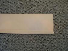 "Johnsonite vinyl 4"" wall base Vanilla (CB 127) 4' lengths,120  lineal ft per box"