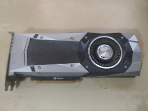 NVIDIA Founder's Edition GeForce GTX1070 OC Edition 8GB GDDR5