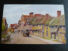 ARQ251 - CHURCH STREET, STEYNING, SUSSEX - A R Quinton #2009 POSTCARD
