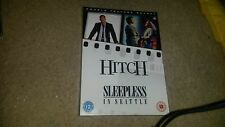 Hitch/Sleepless In Seattle (DVD, 2007, 2-Disc Set)Brand New Factory Sealed