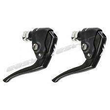 Trp Ttlvr Ergonomic Carbon Tt/Tri Race Carbon Brake Lever Set - Black /usps