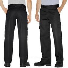 Dickies Work Pants Men Relaxed Straight Leg CARGO Pocket Pant WP592 Colors 30-44