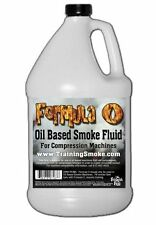 Formula O Oil Based Smoke Fluid - 4.4Ltrs