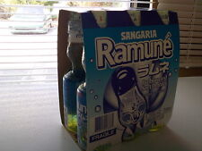 Sangaria Ramune Marble Soft Drink 6 pack Product Japan