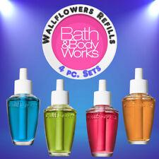 Bath and Body Works Wallflowers Refills 4 Packs