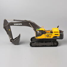 VOLVO EC4800 1/50 Diecast Yellow Crawler Excavator Model Construction Vehicle