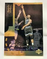 1994-95 Upper Deck Special Edition Gold SHAQUILLE O'NEAL Magic Card #SE152