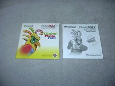 Polaroid Photo MAX Image Maker Software Digital Photo Fun