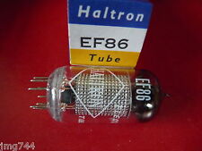 EF86 HALTRON NEW OLD STOCK VALVE TUBE 1PC  AU15A