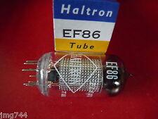 Ef86 HALTRON new old stock Valve Tube 1pc au15a