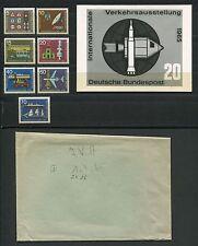 BUND FOTO-ESSAY 468/474 IVA 1965 WELTRAUM ENTWURF SPACE PHOTO-ESSAY PROOF e442