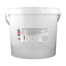 Aluminio de amonio sulfato dodecahydrate 5kg * enviados por ADR Courier *