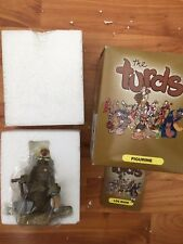 BOXED THE TURDS DECORATIVE ORANAMENTS - SPECIAL DETAILED FIGURINE - DEEP SH*T