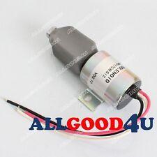 Solenoid for Kubota Diesel 21hp engine 91-05 grasshopper 721d2 mower 1753ES 12V