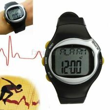 Fitness Pulse Heart Rate Monitor Calorie Counter 6 In 1 Sport Watch Running