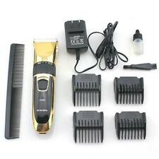 Rechargeable Professional Hair Clipper Blade Trimmer Salon Haircut Barber Cut WE