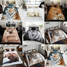 Animal Print Machine Washable Bed Blankets