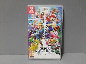Juego Nintendo Switch Super Smash Bros Ultimate, Pal España