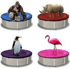 Above Ground Winter Pool Cover - Round: 15', 18', 21', 24', 27', 28', 30', 33'